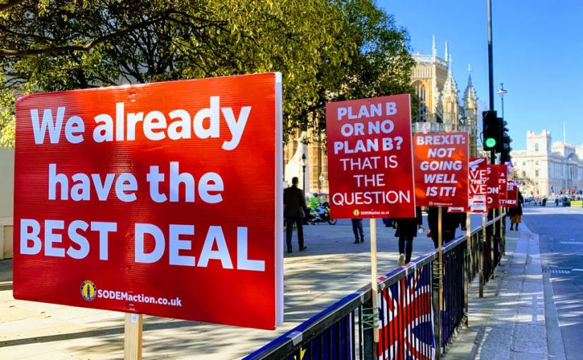 I've got no problem with a People's Vote campaign – just thecampaigners