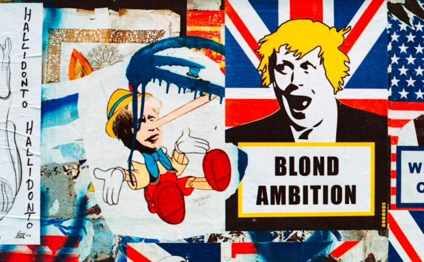 You can't deny it – Boris Johnson is making waves up North